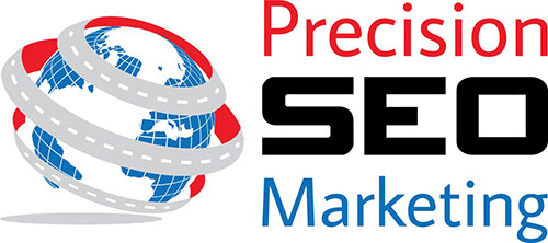 Precision SEO Marketing Logo
