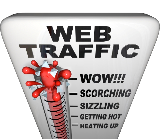 Your web traffic can go off the charts with great SEO and web design.